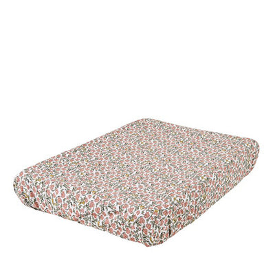 Garbo and Friends Changing Mat Cover – Floral Vine