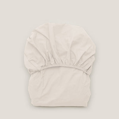 Garbo&Friends Junior Fitted Sheet - Ivory