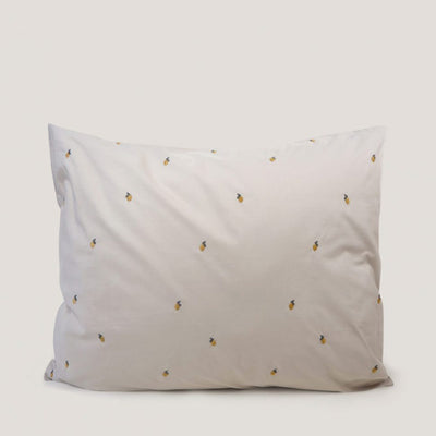 Garbo&Friends Adult Pillowcase – Lemon