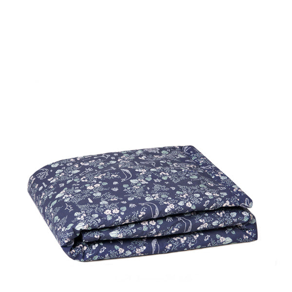 Garbo and Friends Fitted Sheet – Mares Dark