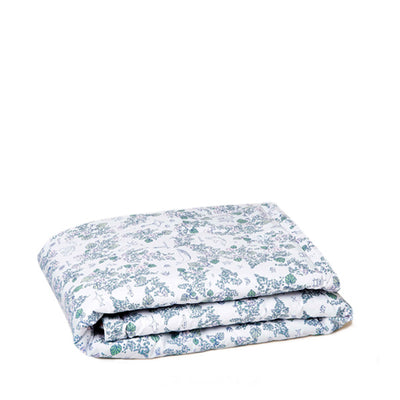 Garbo and Friends Fitted Sheet - Mares Light