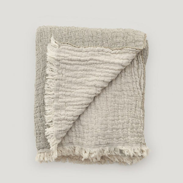 Garbo&Friends Mellow Kale Blanket - Medium