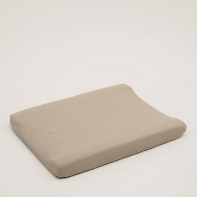 Garbo&Friends Muslin Changing Mat Cover - Olive