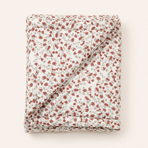 Garbo&Friends Bed Quilt - Royal Cress