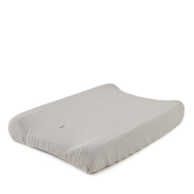 Garbo&Friends Muslin Changing Mat Cover - Thyme
