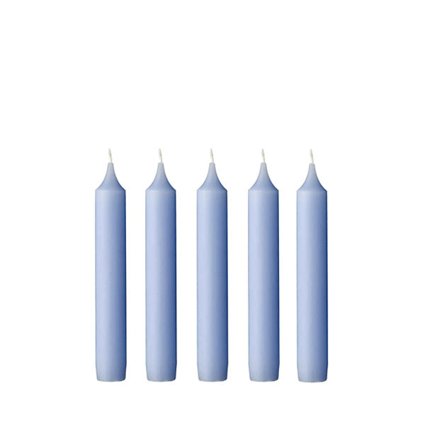 Goki Birthday Candles Blue - 10 Pieces