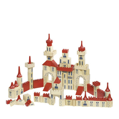 Toys Pure Castle Building Bricks - 150 Pcs