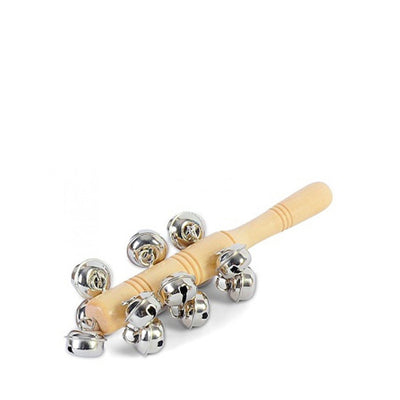 Goki Bell Stick with 13 Bells - Goki | Elenfhant