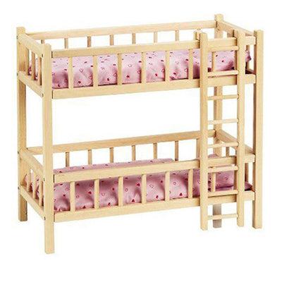Goki Dolls Bunk Bed with Ladder