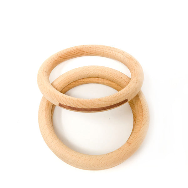 Grapat 3 Wooden Rings - Big