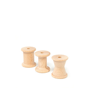 Grapat 3 Reels - Natural Wood