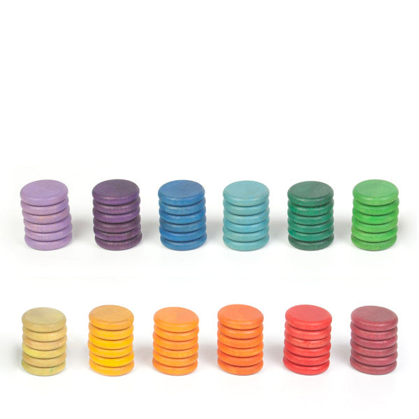 Grapat Coins - 12 Colors