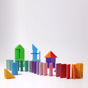 Grimm's Building Set - Shapes and Colors