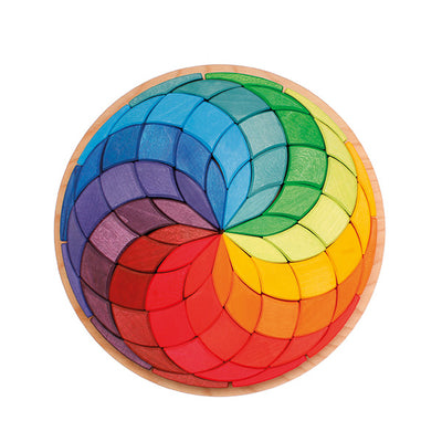 Grimm's Colour Circle Spiral – Small