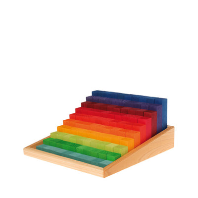 Grimm's Stepped Counting Blocks - Small
