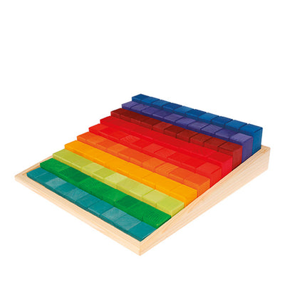 Grimm's Stepped Counting Blocks - Large