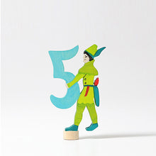 Grimm's Decorative Fairy Figure - 5 Robin Hood