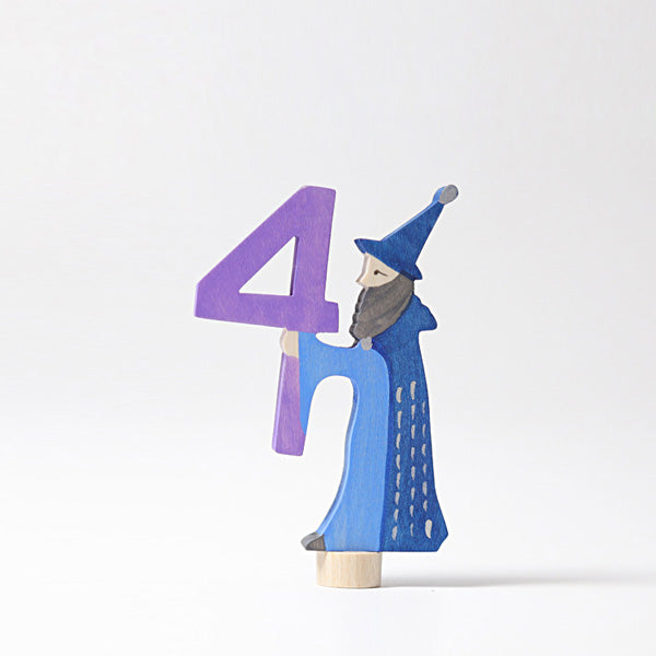 Grimm's Decorative Fairy Figure - 4