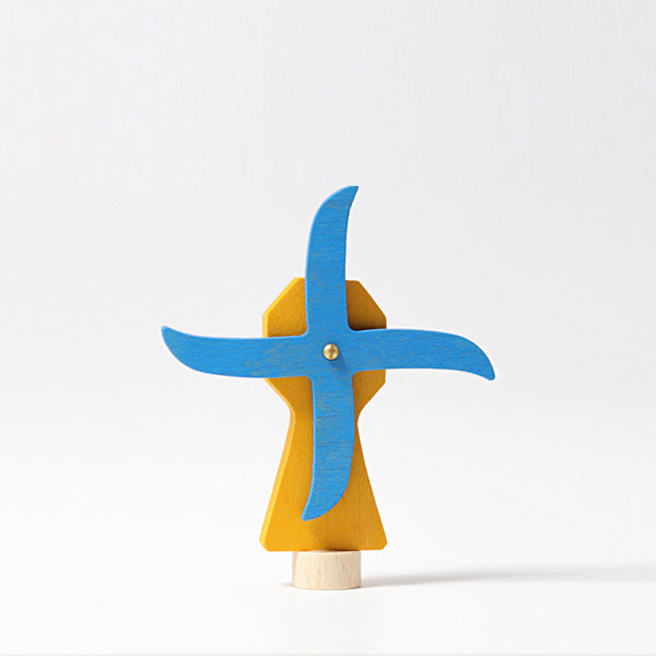 Grimm's Decorative Figure - Windmill