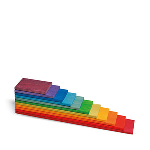 Grimm's Building Boards - Rainbow