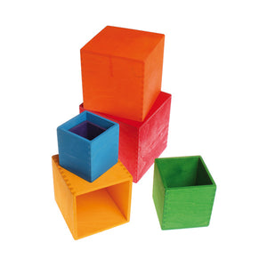 Grimm's Large Set of Boxes – Coloured