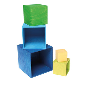Grimm's Small Set of Boxes – Blue