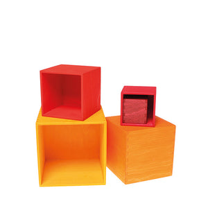 Grimm's Small Set of Boxes – Yellow