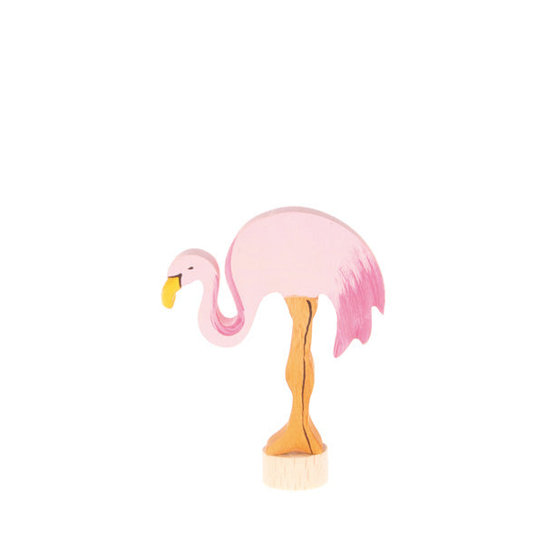 Grimm's Decorative Figure – Flamingo