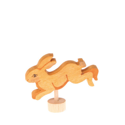 Grimm's Decorative Figure – Jumping Rabbit