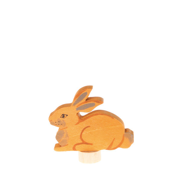 Grimm's Decorative Figure – Sitting Rabbit