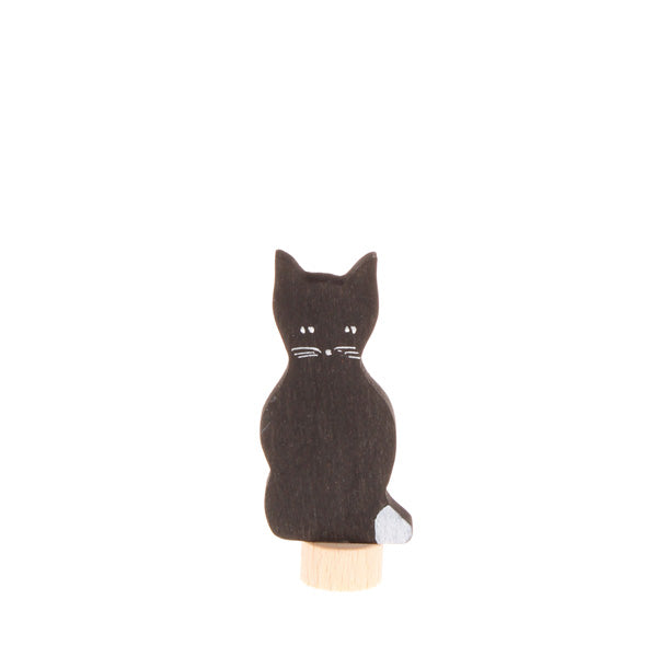 Grimm's Decorative Figure – Black Cat