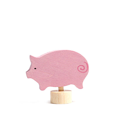 Grimm's Decorative Figure - Pig