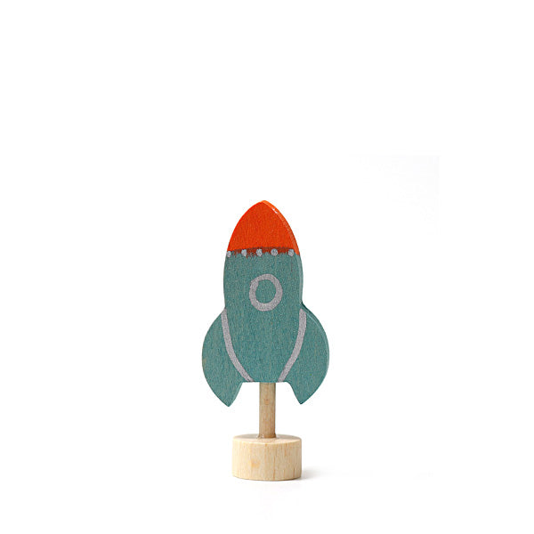 Grimm's Decorative Figure – Rocket