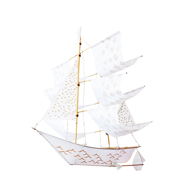 Haptic Lab Sailing Ship Kite – Argo – Limited Edition