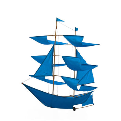 Haptic Lab Sailing Ship Kite – Azure