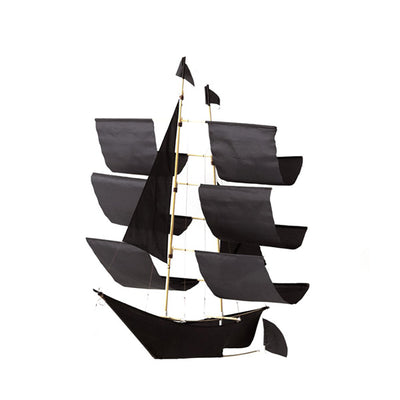 Haptic Lab Sailing Ship Kite – Black
