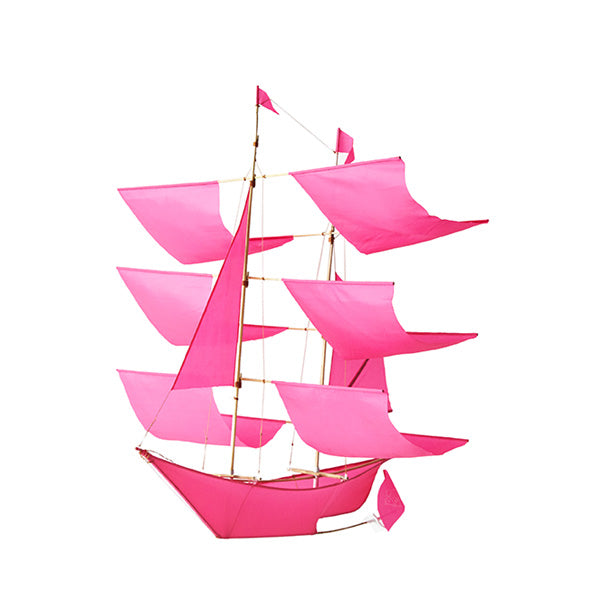 Haptic Lab Sailing Ship Kite – Pink