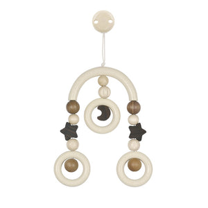 Heimess Nature Mini-Trapeze - Moon and Star