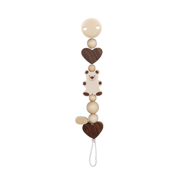 Heimess Nature Soother Chain – Bear
