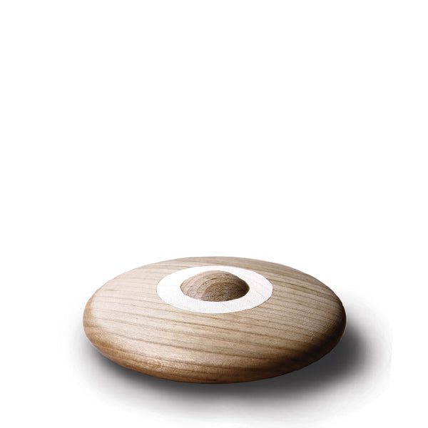 Hohenfried Wooden Rattle - UFO