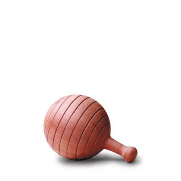 Hohenfried Wooden Rattle - Ball