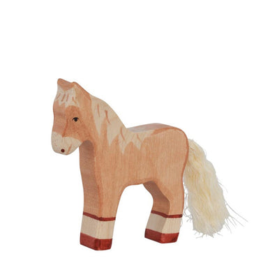Holztiger Foal Light Brown – Standing