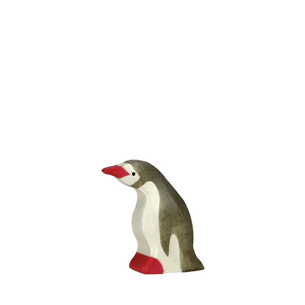 Holztiger Penguin Small  – Head Forward