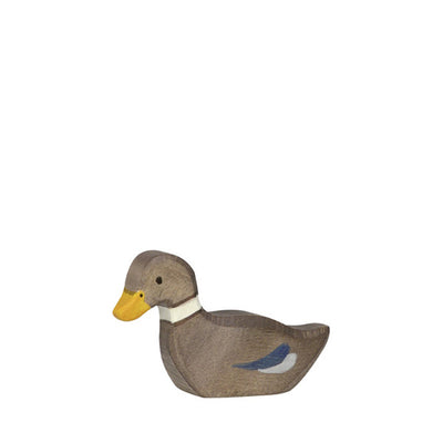 Holztiger Duck – Swimming
