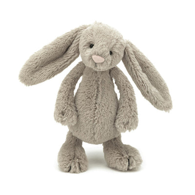 Jellycat Bashful Bunny Beige Small Soft Toy 18cm