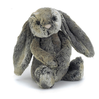 Jellycat Bashful Bunny Cottontail Medium Soft Toy 31cm