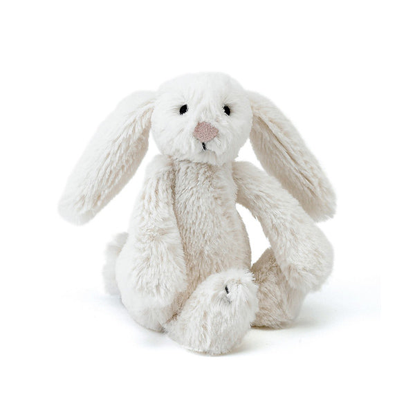 Jellycat Bashful Bunny Cream Baby Soft Toy 13cm