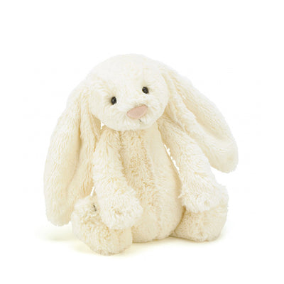 Jellycat Bashful Bunny Cream - Medium