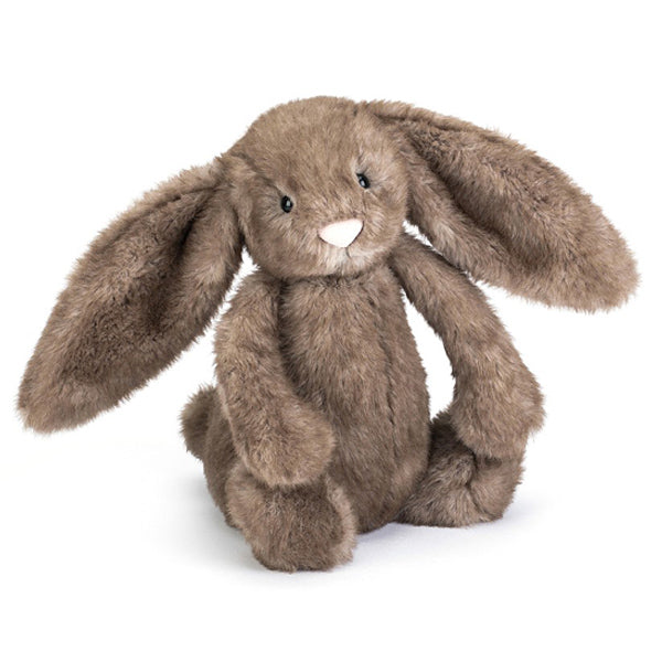 Jellycat Bashful Bunny Pecan Medium Soft Toy 31cm