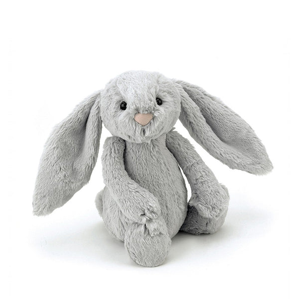 Jellycat Bashful Bunny Silver - Small
